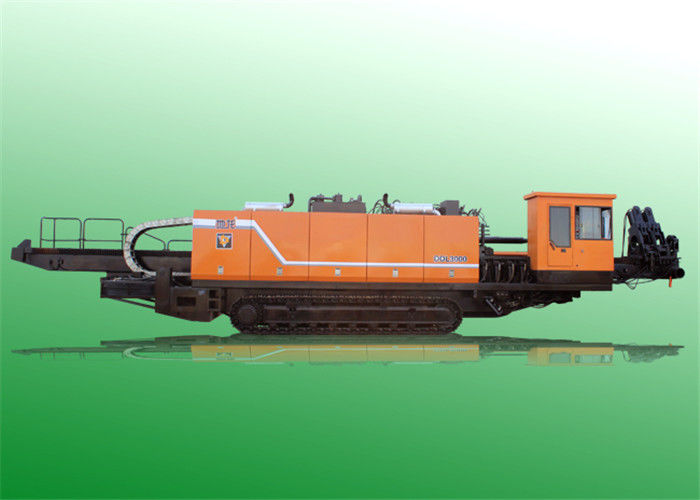 300 Ton HDD Drilling Machine Heavy Duty Pipe Pulling HDD Machine DL3000