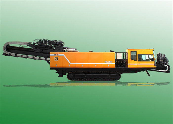 450Ton Horizontal Directional Drilling Equipment Pipe Pulling HDD Machine